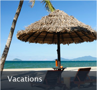 Vacations - Canvas Prints