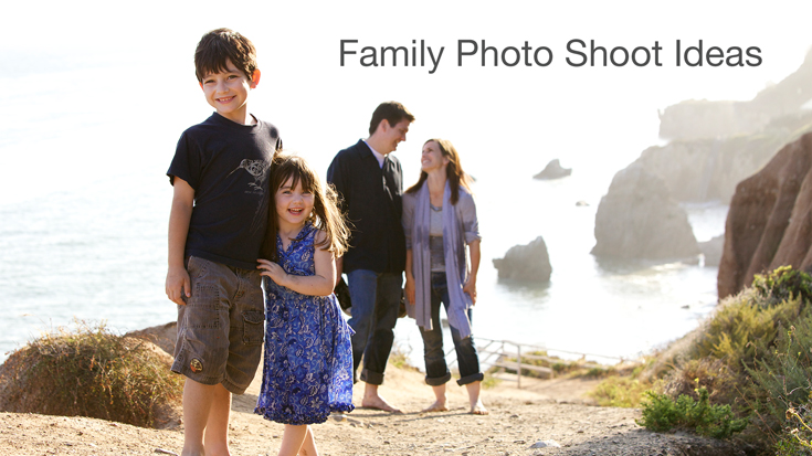 Family Photo Shoot Ideas The Image Kid